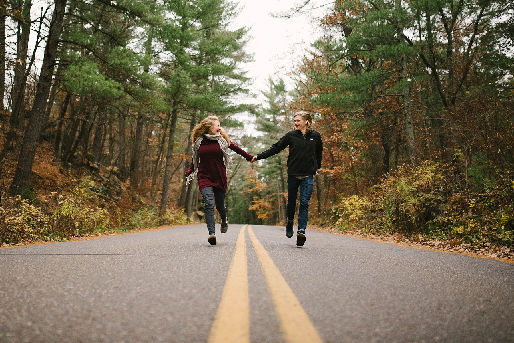 interstate state park engagement session