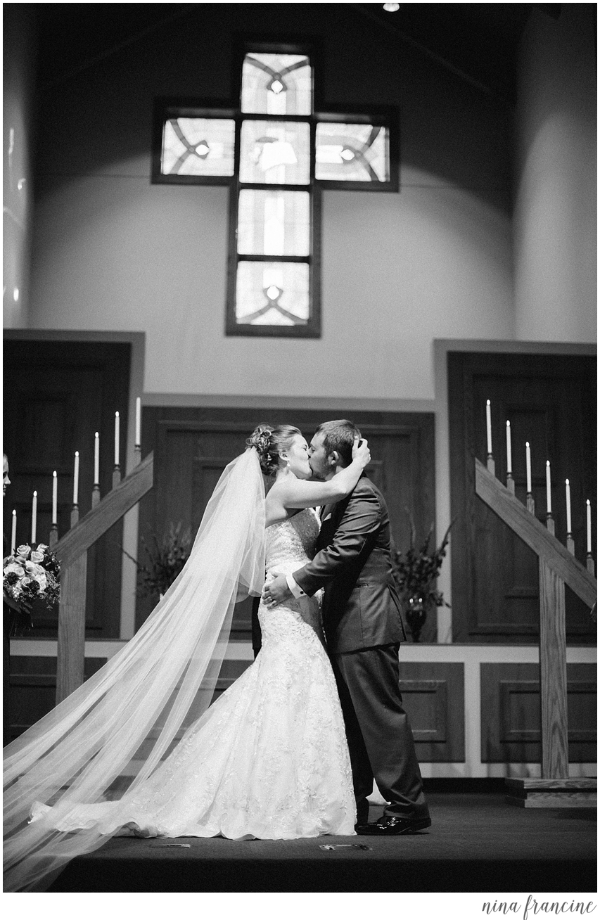 Annandale Evangelical Free Church Wedding
