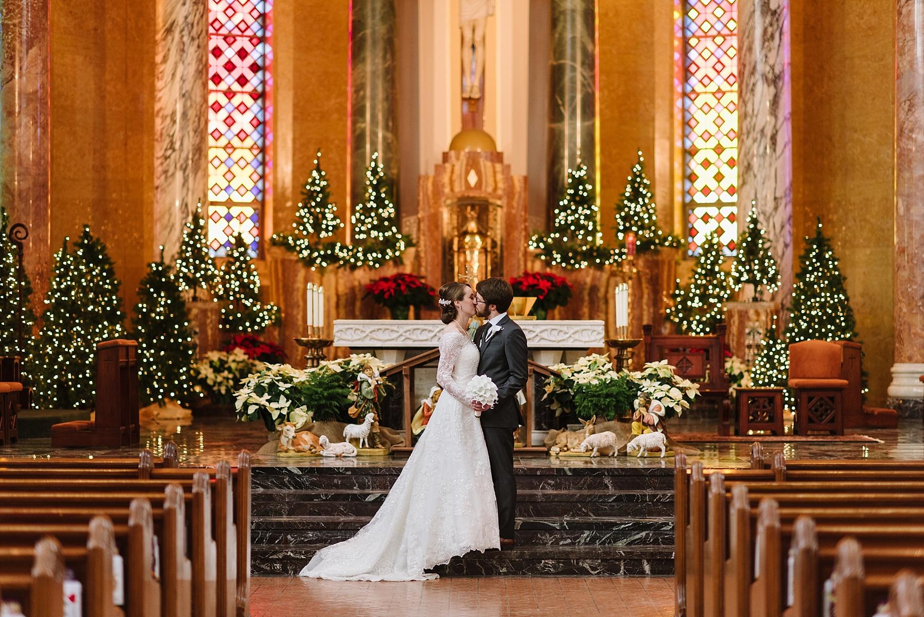 duluth mn winter wedding