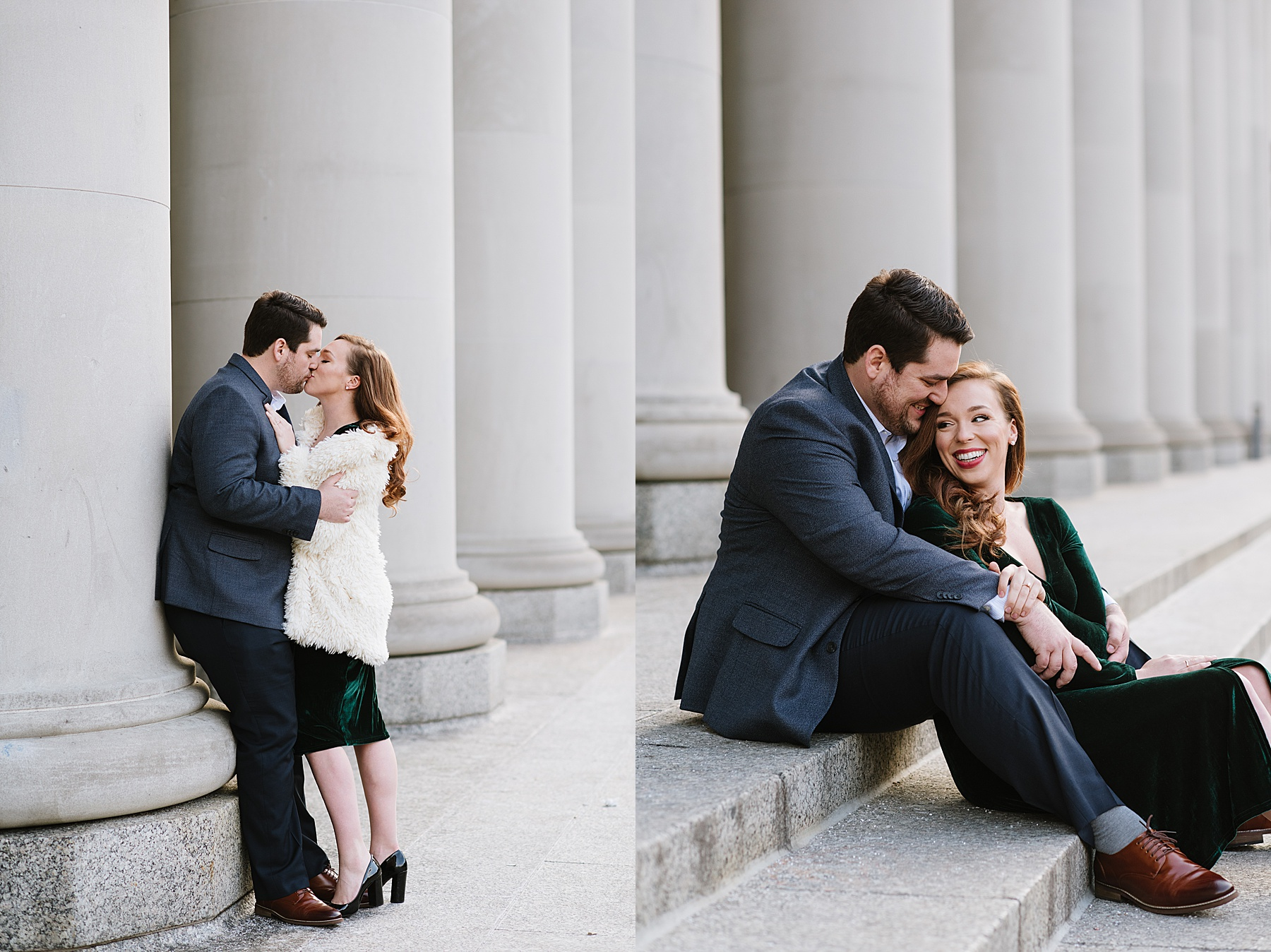 st. paul mn engagement session